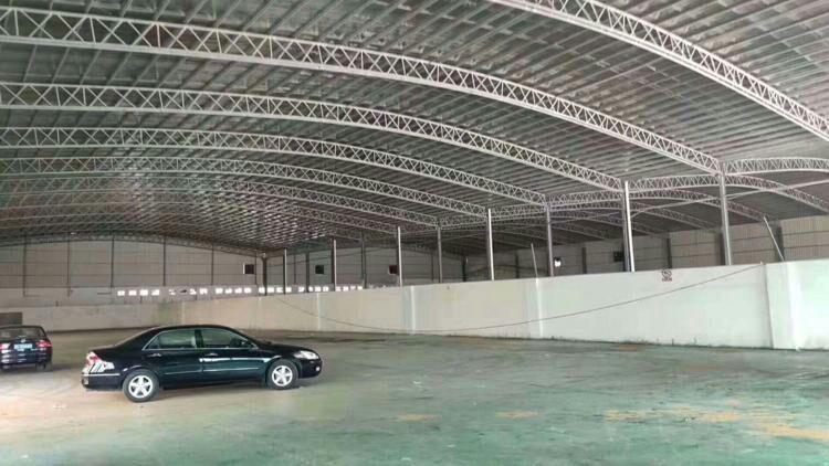 广州市黄埔区夏园新空出6000平仓库出租大小可分价格优惠