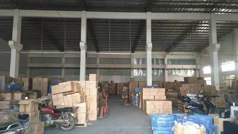 石碣镇工业区里钢构600方