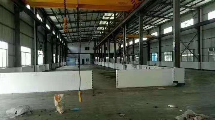 工业园区单一层厂房出租车间面积3500平米