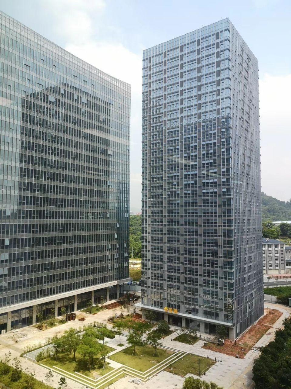 科学城地铁口大型高新产业园区楼上500平出租,电子科技研发