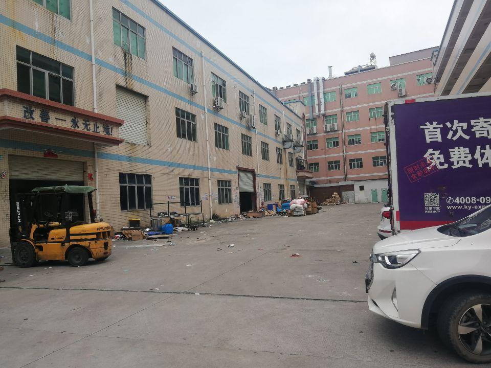 龙岗原房东自建标准厂房独院6200平出租
