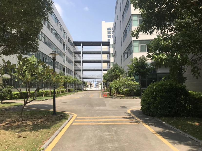 宝安国际机场附近工业园区厂房招租