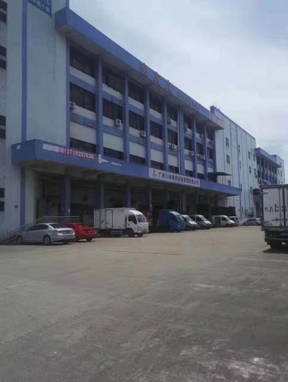 冷库冻库招租 位于番禺石碁大龙街旧水坑工业区