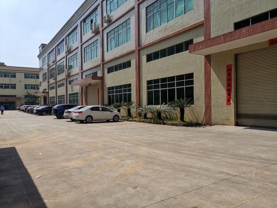 大朗镇独院标准厂房1800㎡带5吨航车