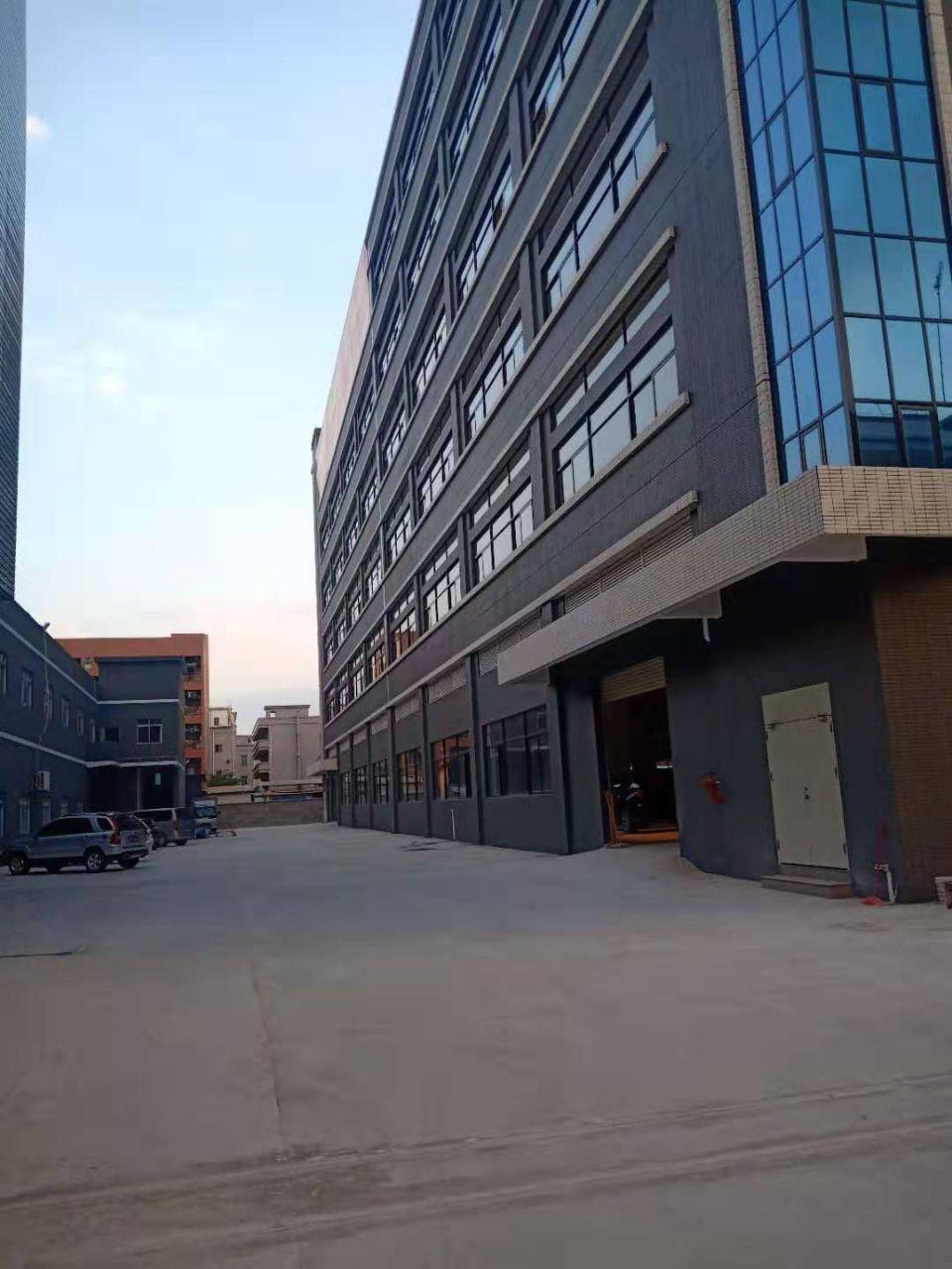 全新工业园区独院厂房出租16000
