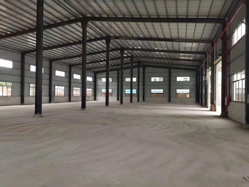 单一层厂房出租车间1450平米新出厂房