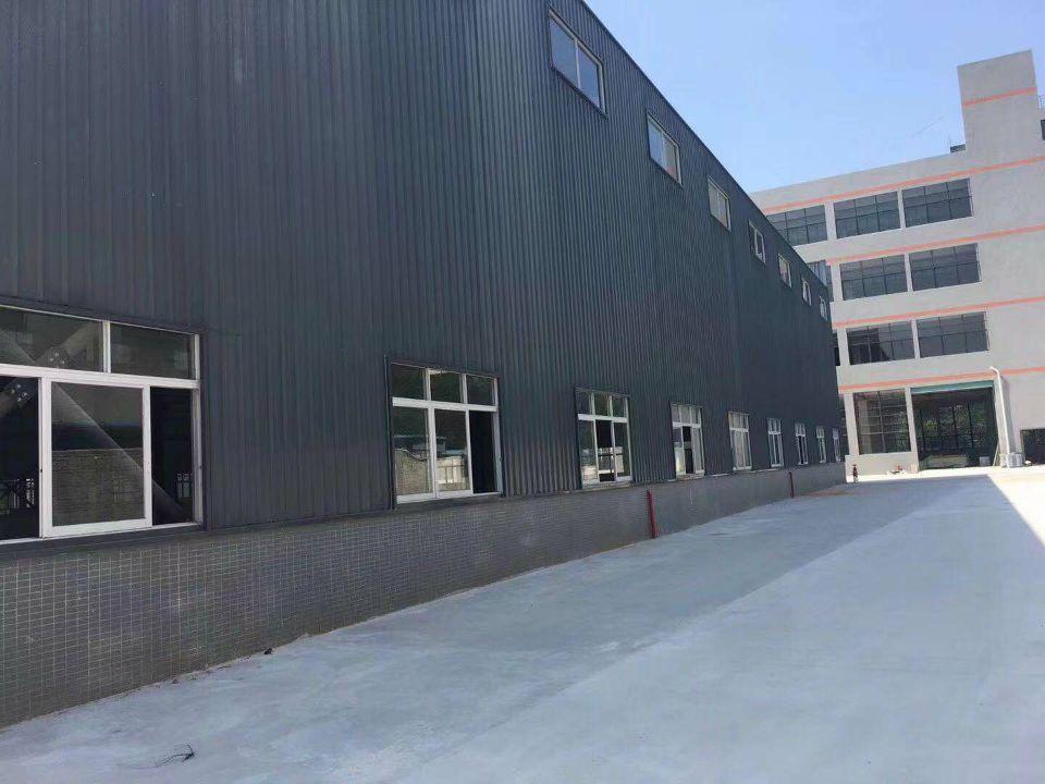 佛山南海区里水镇新出单一层钢构厂房3160方,可办环评,可分