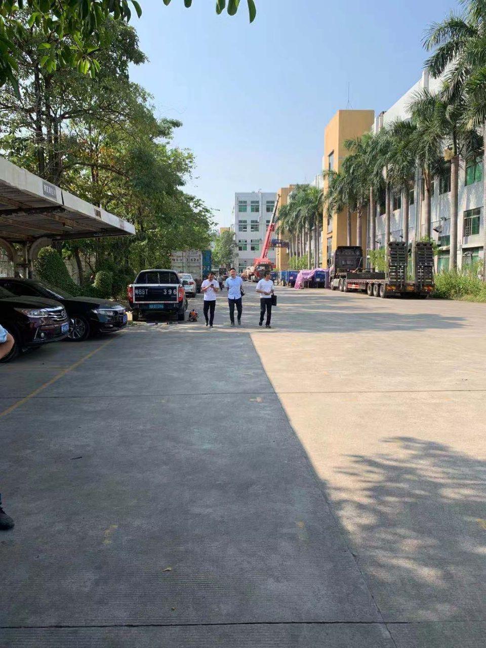 长安镇花园式厂房30000平带装修可分租