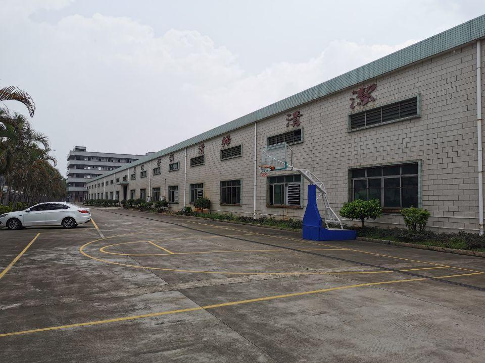 江门原房东砖墙到顶单一层厂房出租实际面积工业用地