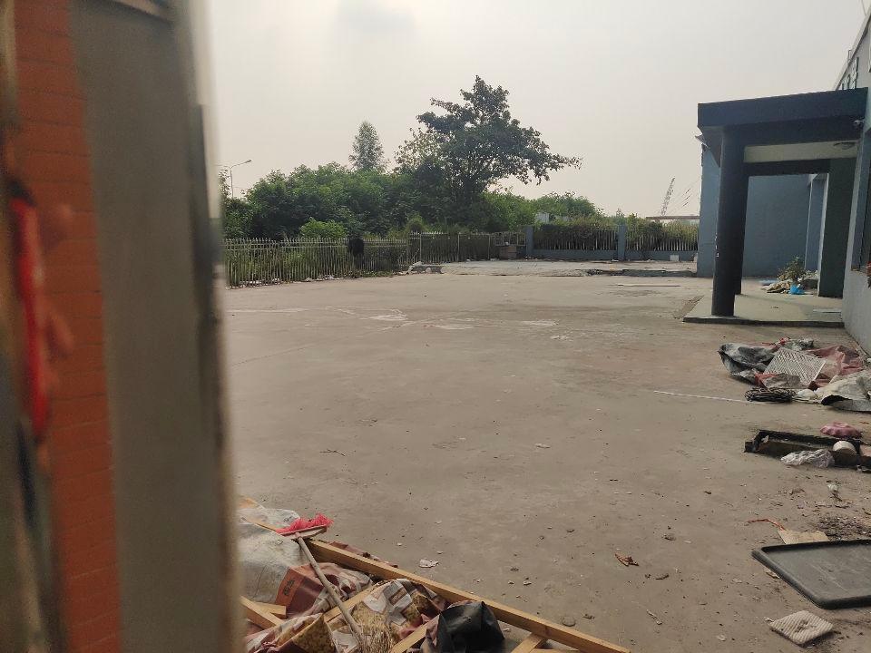 广花路边新出原房东单一层厂房1000平适合各种行业