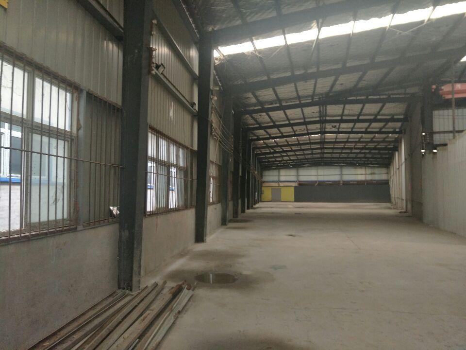 黄陂滠口厂房3300平米,10元整租,可生产加工配套齐全-图2
