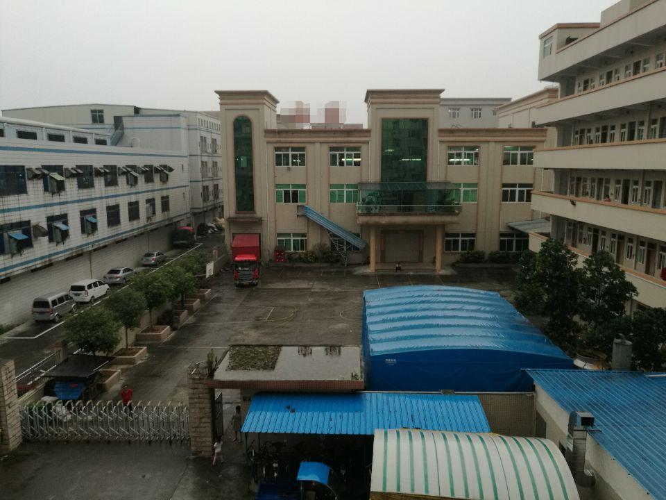 东莞独院标准8500平方厂房招租