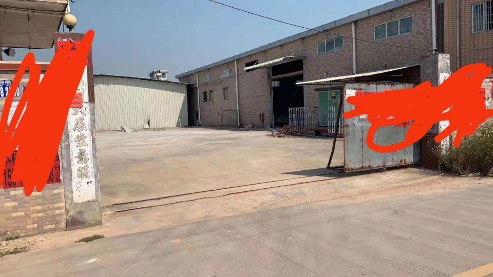 独院单一层厂房2700平米,实际面积,滴水7.5米