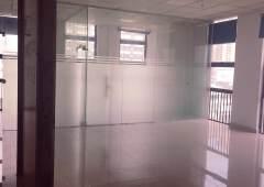 龙岗南联地铁站旁精装办公室80平招租