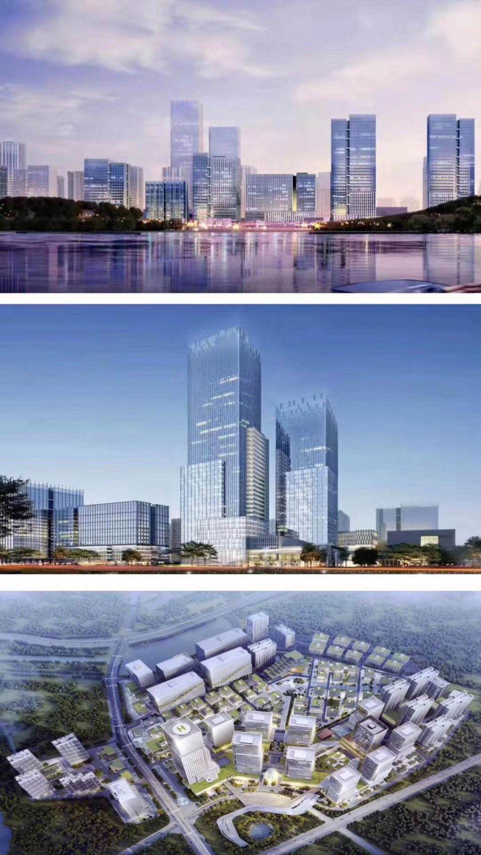 广州周边全新智能产业大厦出售红本产权50年可按揭10年