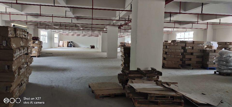 横岗六约红本厂房1500平方招租带消防喷淋