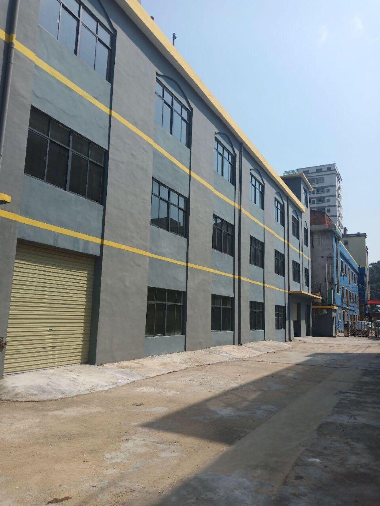 广州黄埔萝岗新出厂房3620平米出租,证件齐全,价格低至31