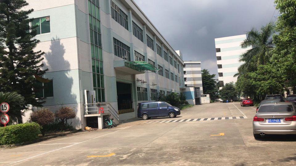 虎门镇原房东现成印刷环评厂房出租3600平方