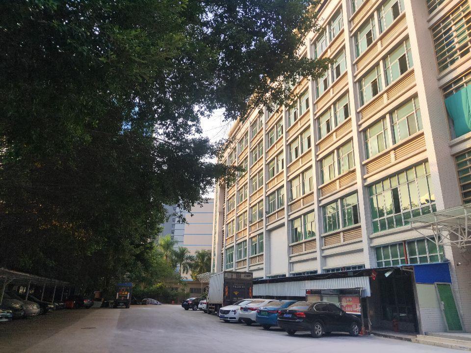 西乡新出原房东厂房1680平实际面积独门独院标准厂房仓库出租