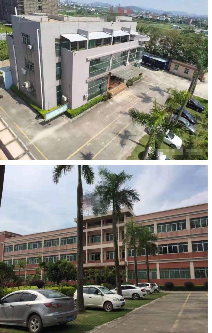中山港口镇占地14103建筑12992国有双证厂房出售形象好