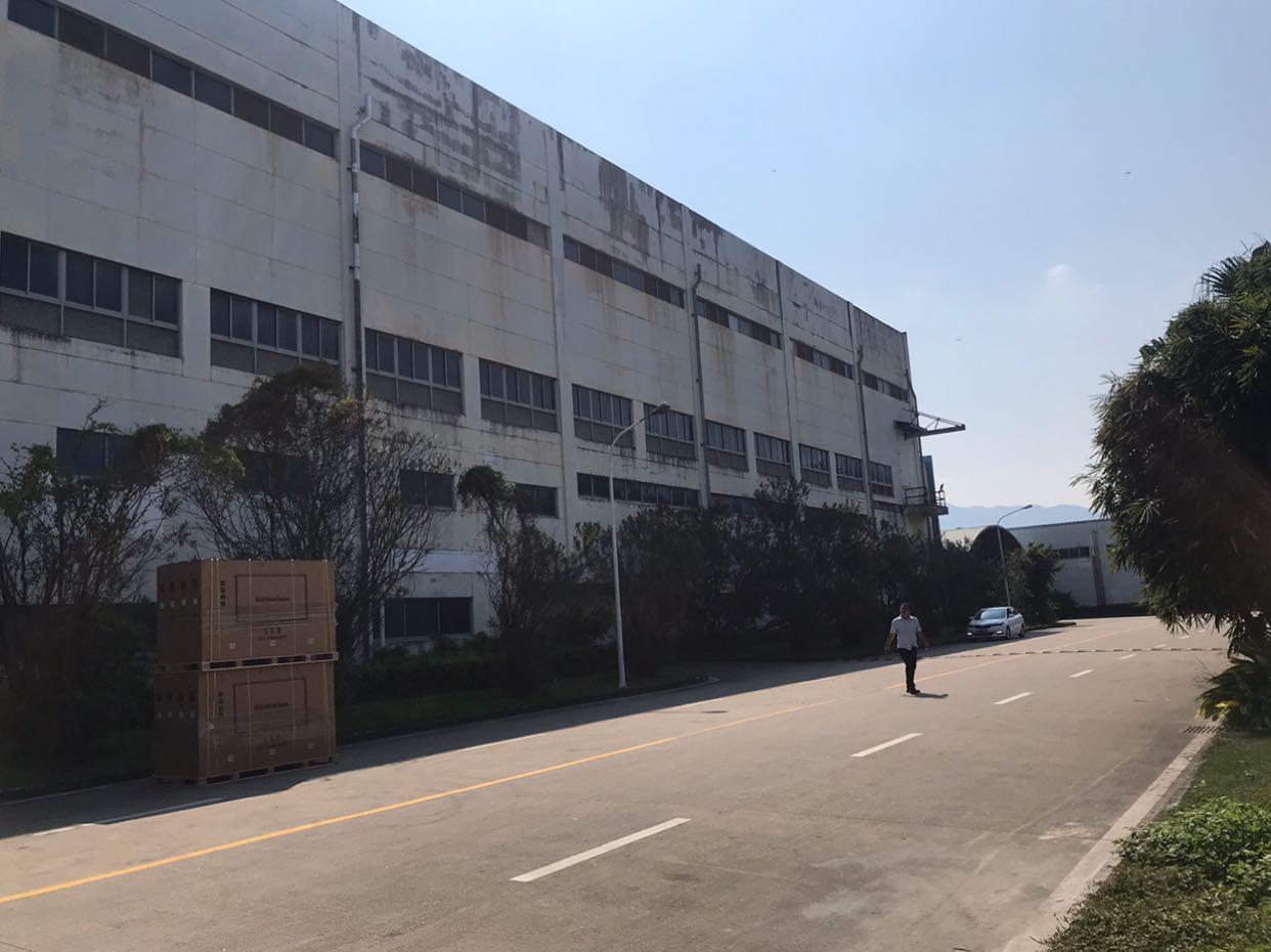 坪山大工业区新出7000平米物流仓库出租(丙二类消防)