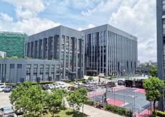 坂田华为基地旁边高新产业园1至4层14000平方面积大小分租