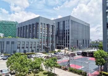 坂田华为基地旁边高新产业园1至4层14000平方面积大小分租图片1