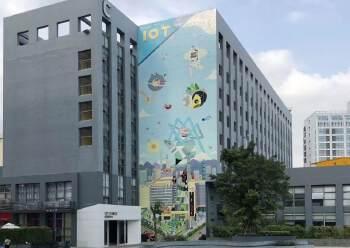 坂田华为基地旁边高新产业园1至4层14000平方面积大小分租图片4