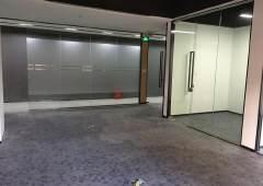 坂田地铁口2+1精装写字楼128平