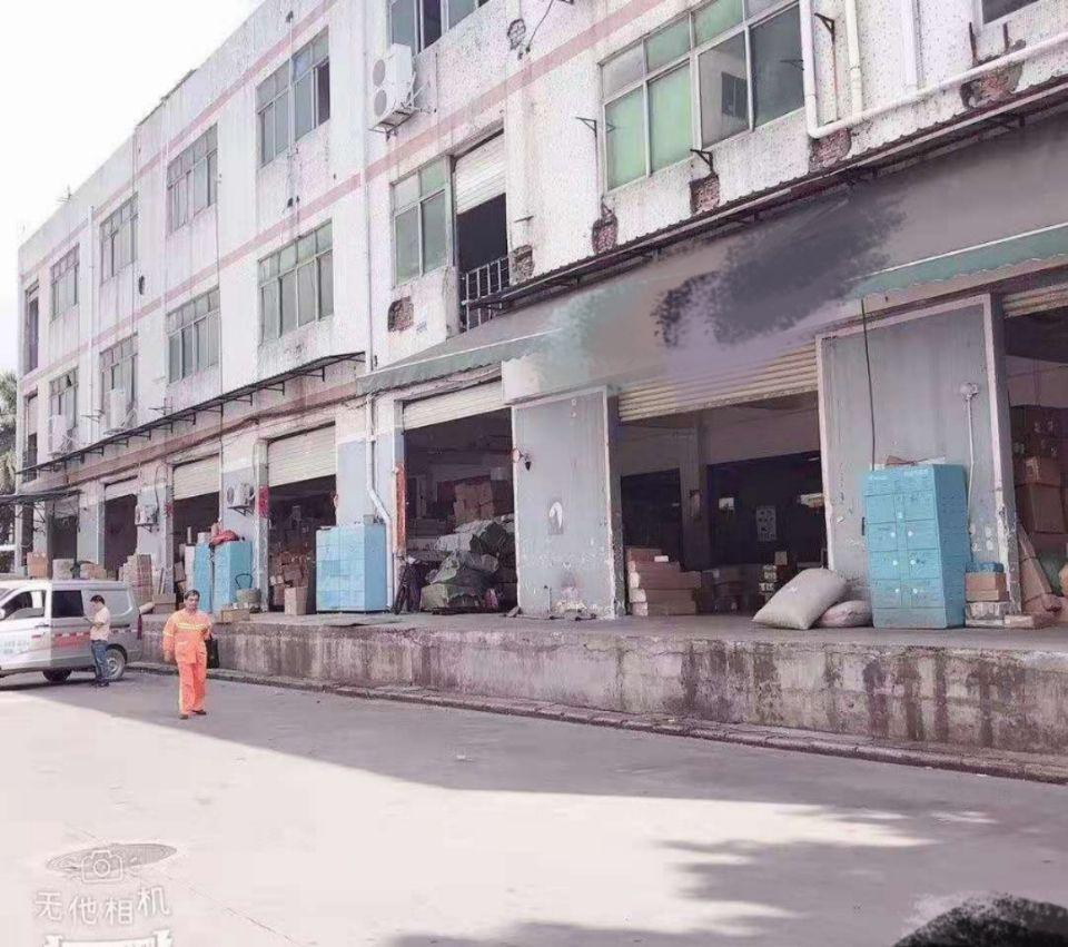 福永107国道1500平仓库出租带卸货台