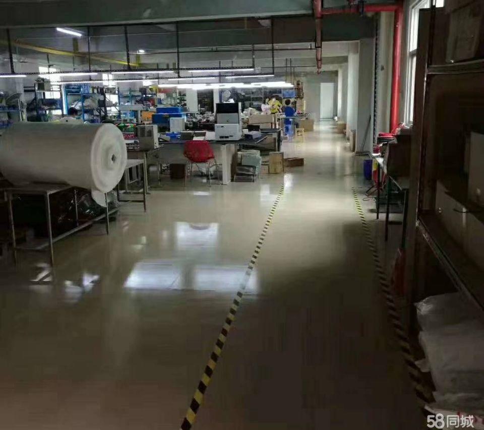 五联瓦窑坑市场旁三层独院1500平米带装修厂房仓库出租分租