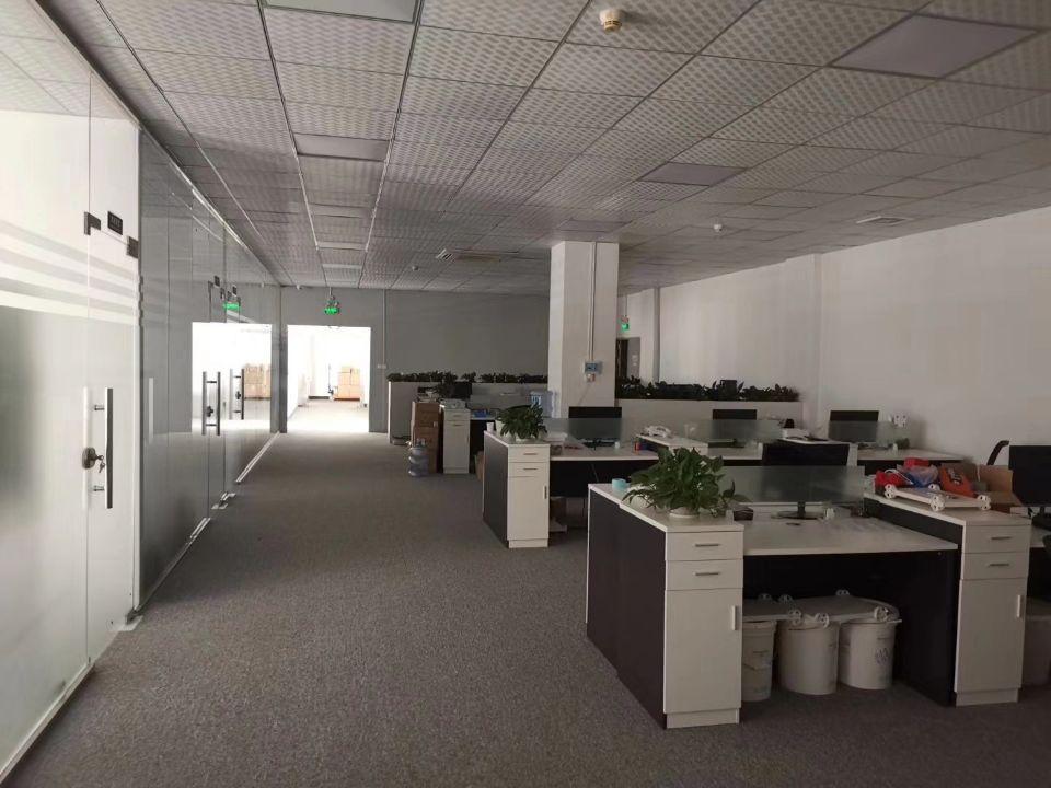 福永和平新出原房东厂房3楼1415平方带豪华装修不需要装让费-图6