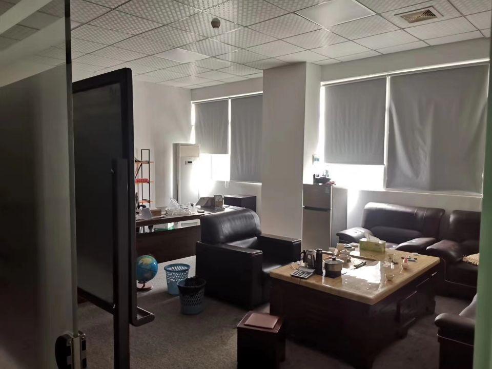 福永和平新出原房东厂房3楼1415平方带豪华装修不需要装让费-图5