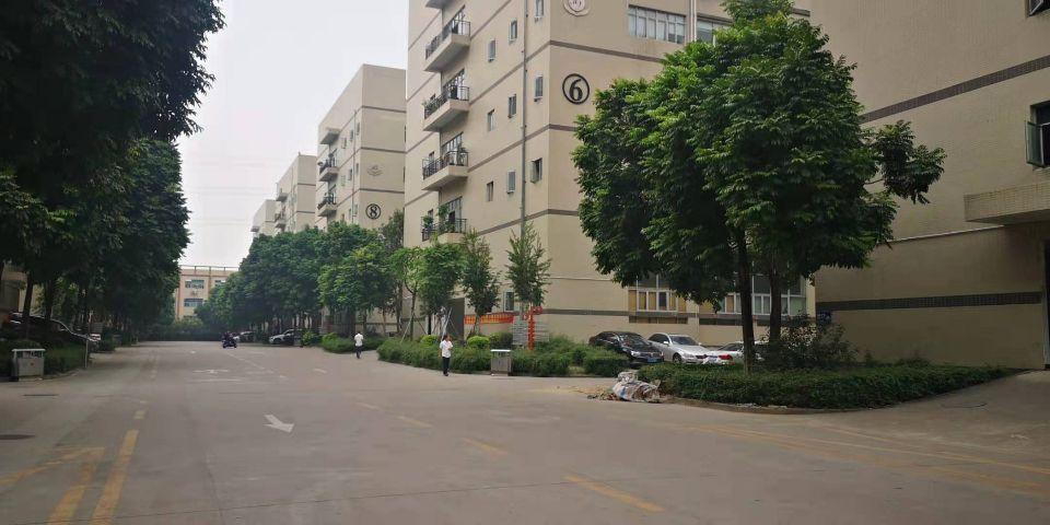 靠近福永镇原房东带红本厂房楼上出租1451平米