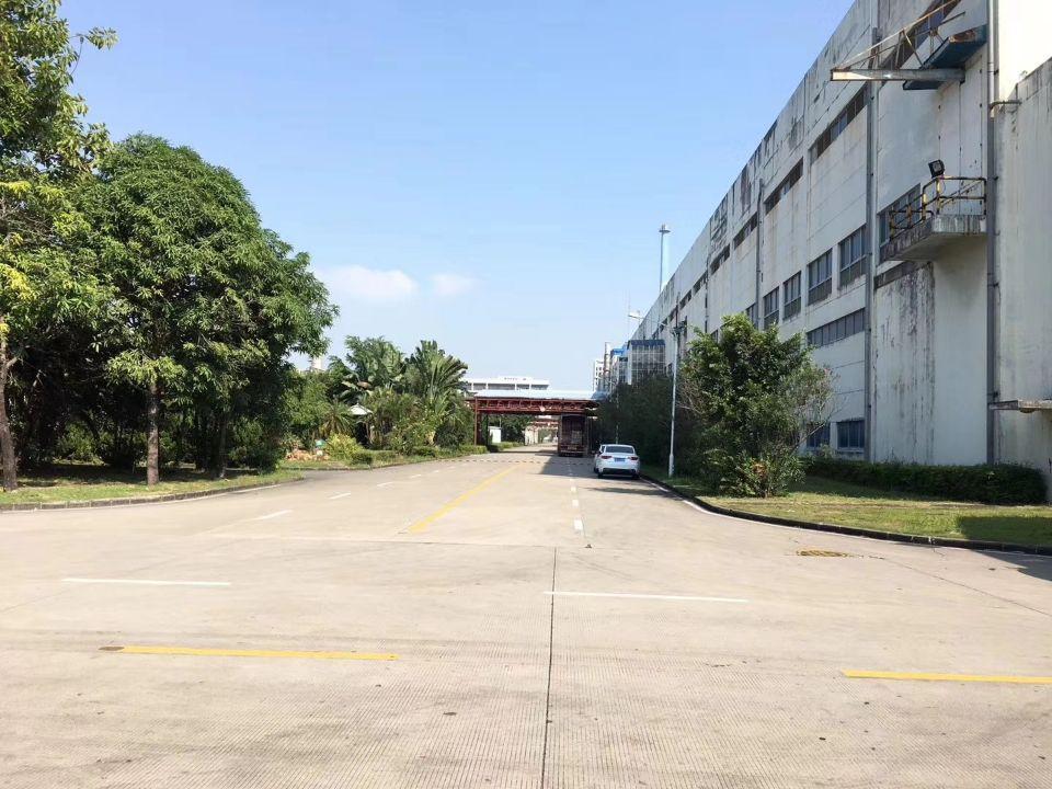 出租标准钢构厂房做仓库7000平米