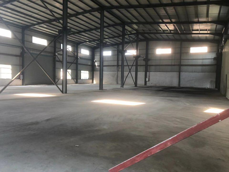 惠阳独院钢构厂房3000平米出租