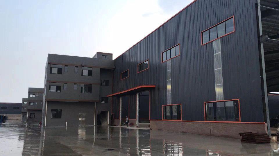 佛山市三水区乐平镇全新钢构厂房2万方出租,证件齐全,滴水9米