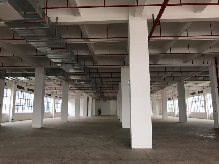 广州科学城建筑3000方全新不动产权厂房出售