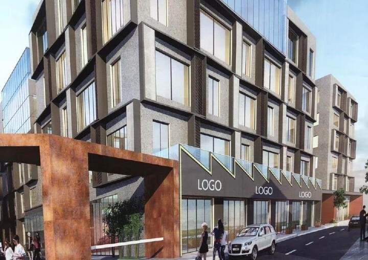 广州市黄埔区科学城东开泰大道旁6900平精装创意产业园招租图片2