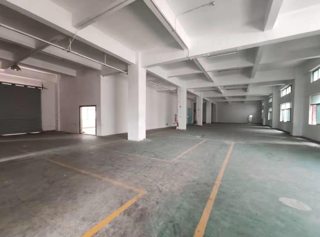 龙华大浪新出一楼1200平适合仓库,生产等