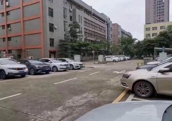观澜桂花原房东独栋厂房,1-5层11230平米房租图片2