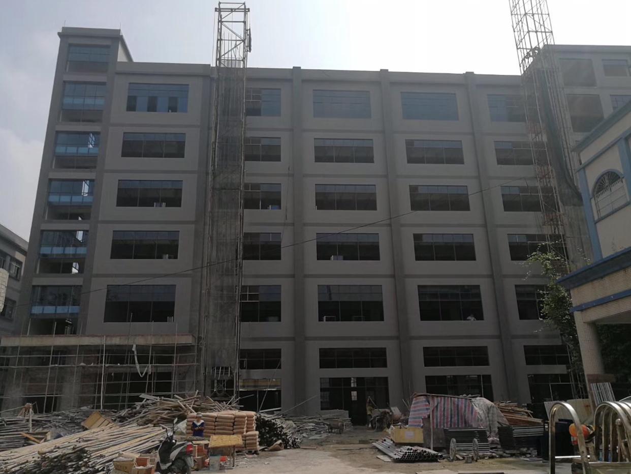 大朗镇新建标准一楼厂房出租2700平米租16块证件齐全