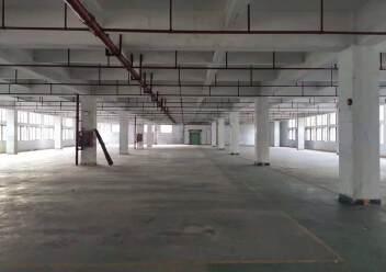 观澜桂花原房东独栋厂房,1-5层11230平米房租图片1