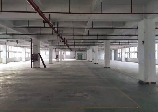 观澜桂花原房东独栋厂房,1-5层11230平米房租