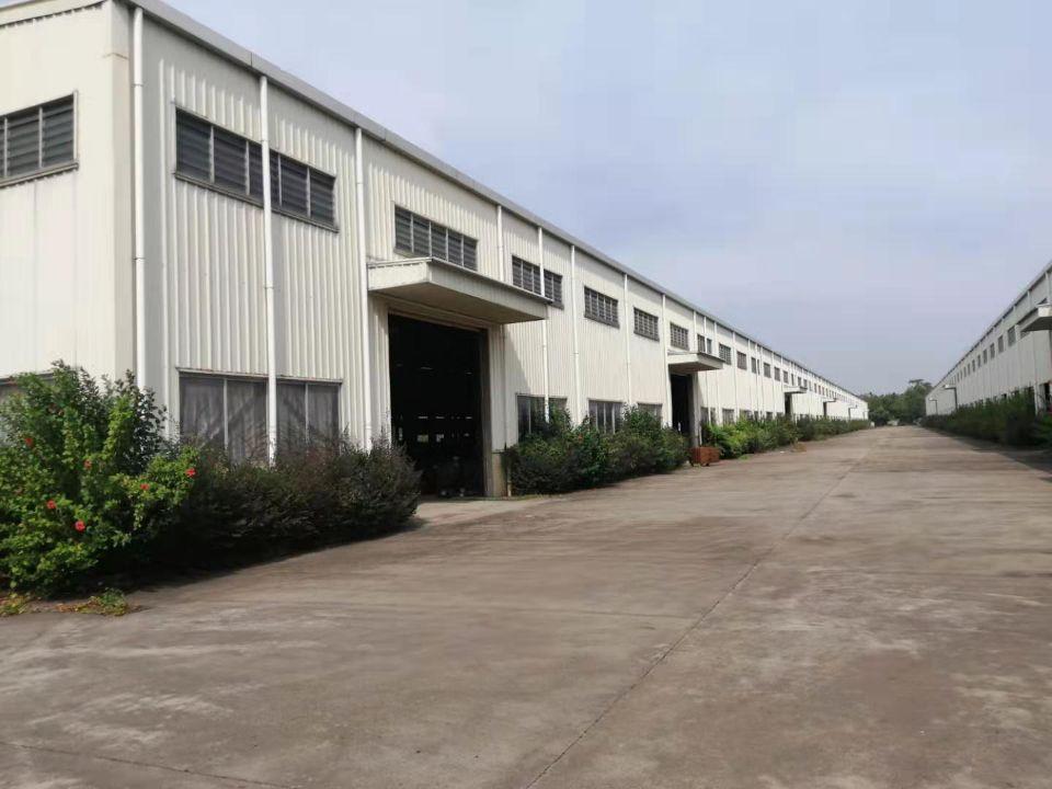 江门占地200亩建筑38000㎡国有双证重型工业厂房出售-图4