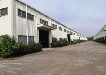 江门占地200亩建筑38000㎡国有双证重型工业厂房出售图片4