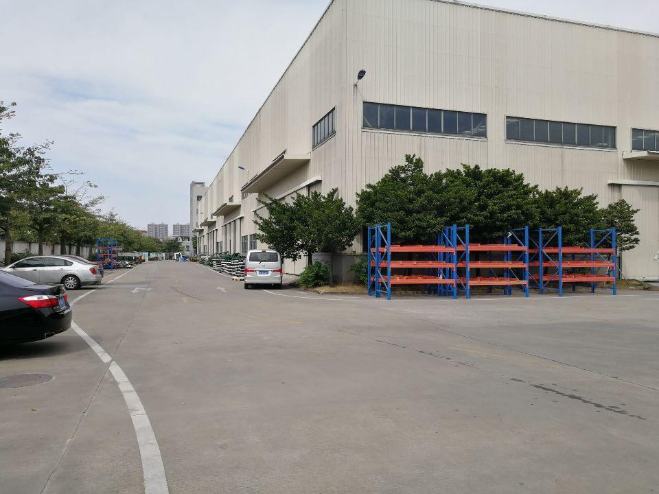 顺德北滘钢构厂房23000平,大小可分,滴水十二米