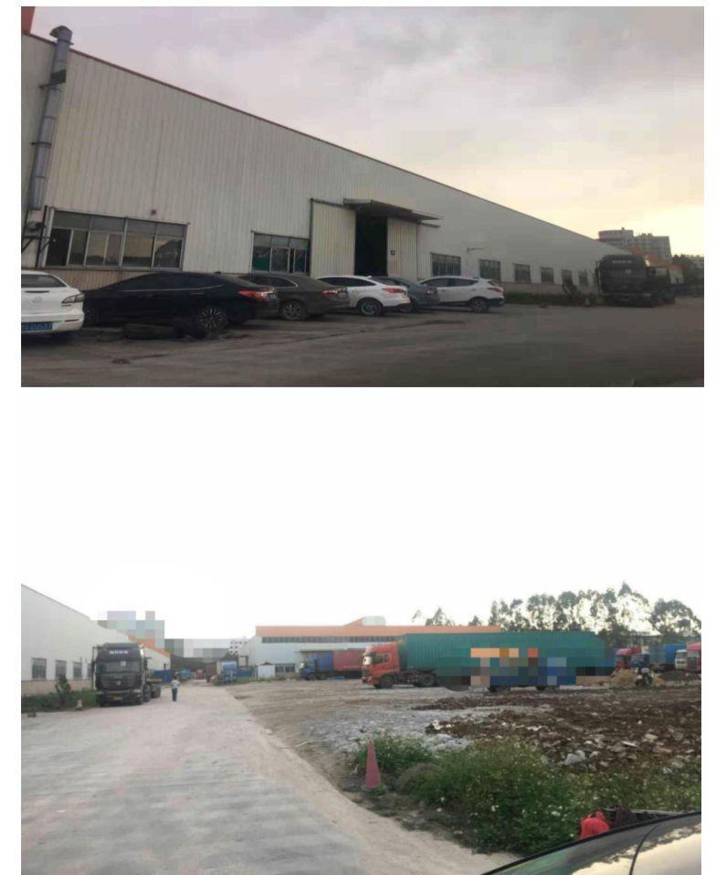 广州黄埔区占地56亩建筑15000㎡单一层国有证厂房出售