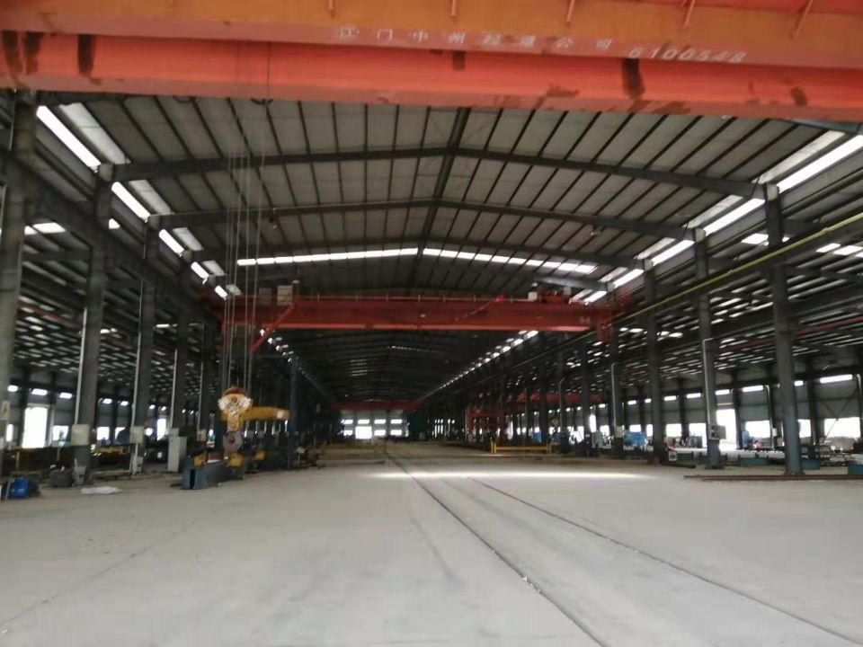 江门占地200亩建筑38000㎡国有双证重型工业厂房出售-图3