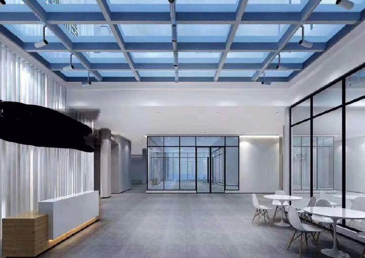 广州市黄埔区科学城东开泰大道旁6900平精装创意产业园招租图片1
